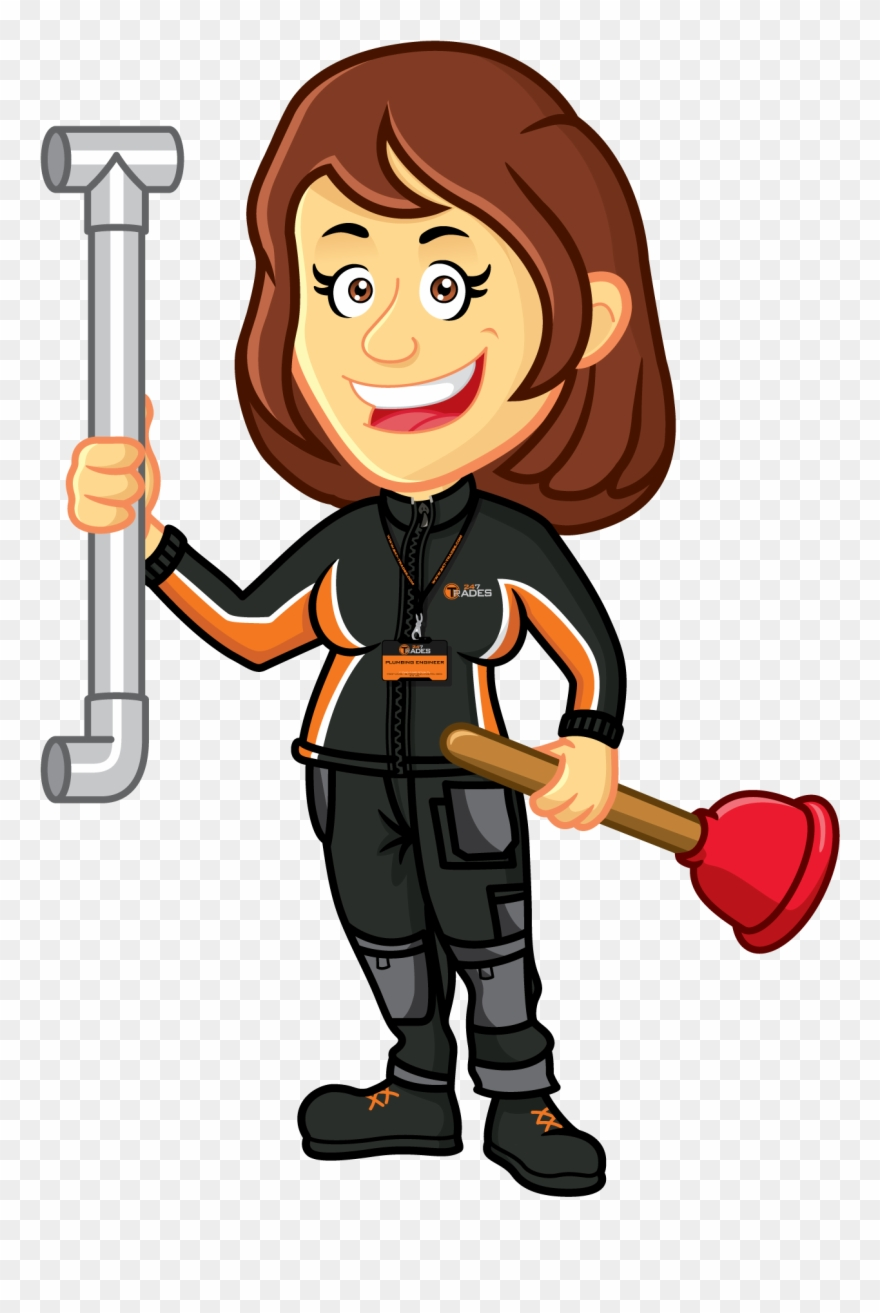Plumber Clipart Transparent.