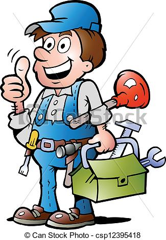 Plumber Illustrations and Clip Art. 17,075 Plumber royalty free.