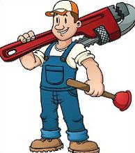 Free Plumber Clipart.