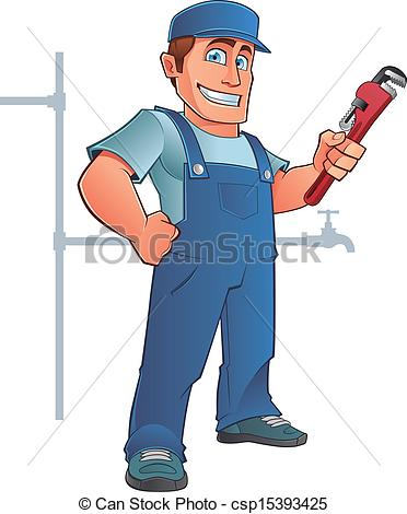 Plumber Illustrations and Clip Art. 17,990 Plumber royalty free.