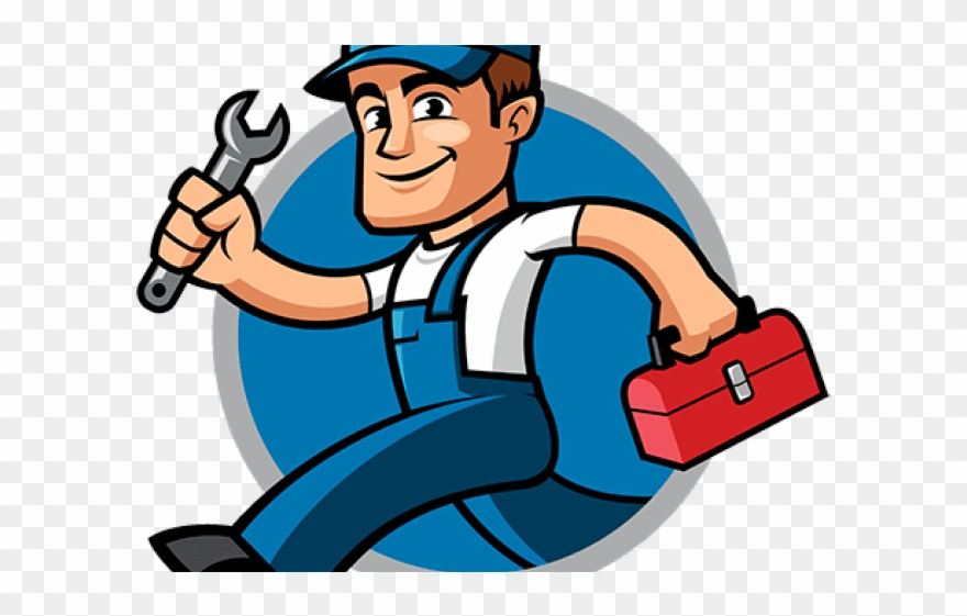 Plumber Clipart Craftsman.