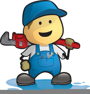 Plumber Tools Clipart.