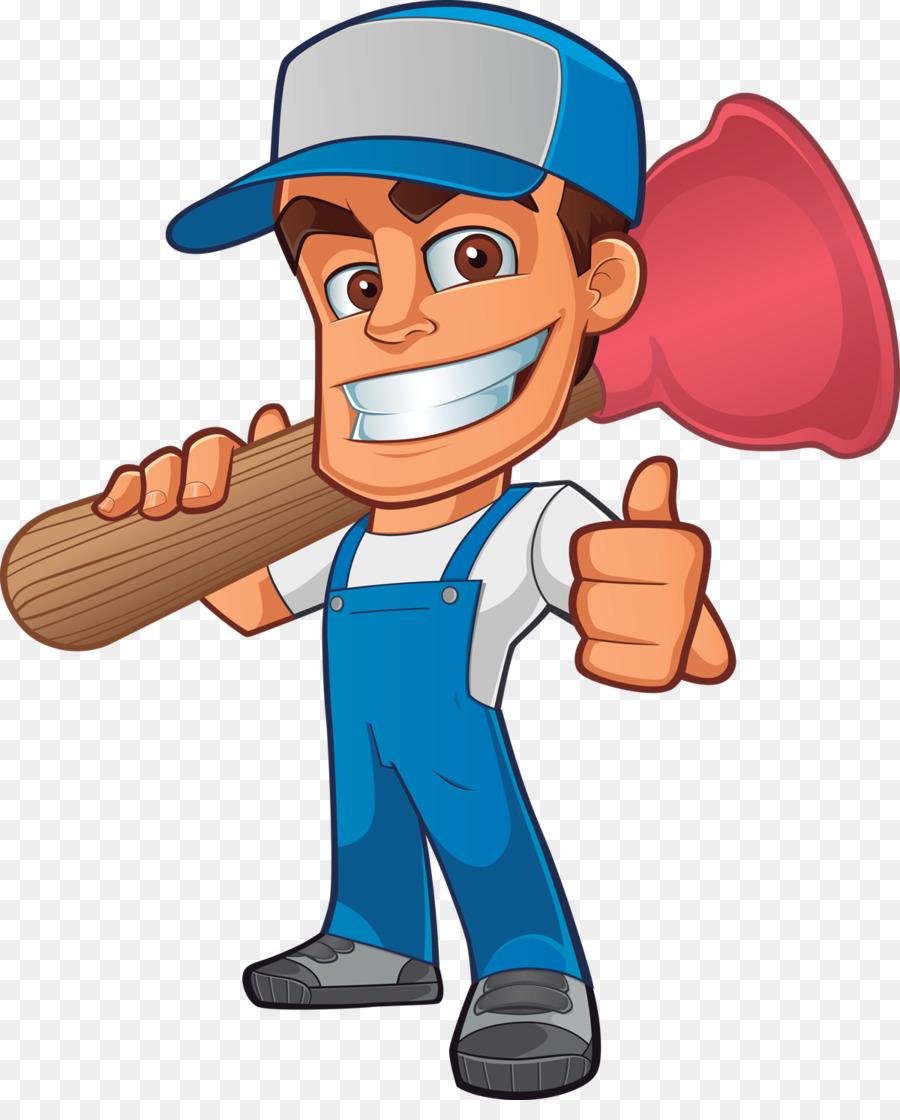 Window Cleaner Plumber Plumbing Clip Art #385176.