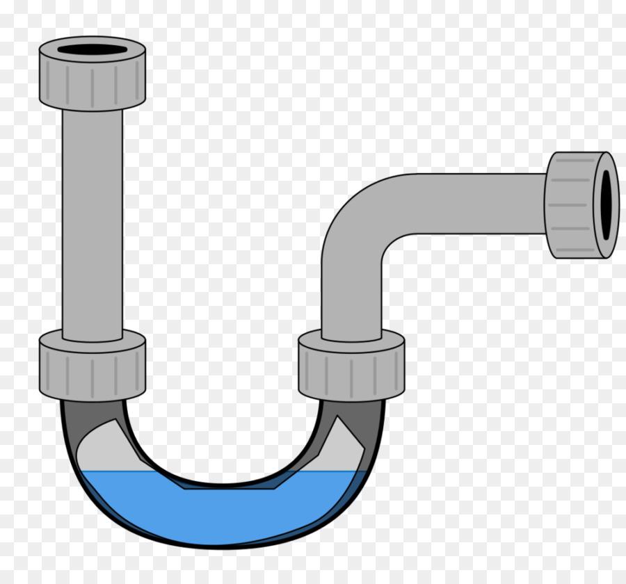 trap plumbing clipart Plumbing Traps Drain clipart.