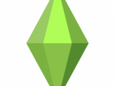 Plumbob PNG and vectors for Free Download.