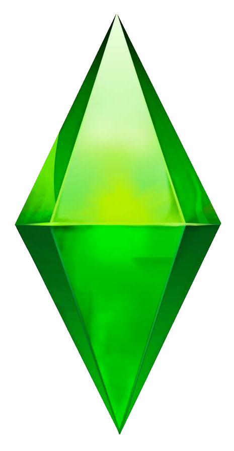 Download Free png The Sims 4 Plumbob.png.