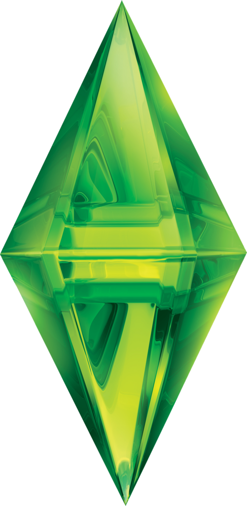 Download Free png Image Sims3 Plumbob.png.