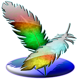 Clipart plume.