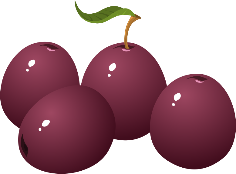 Free to Use & Public Domain Plum Clip Art.