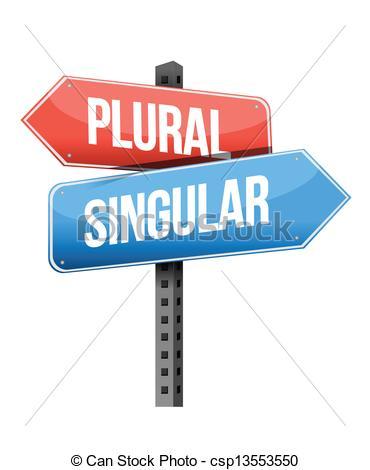 Plural Clipart.