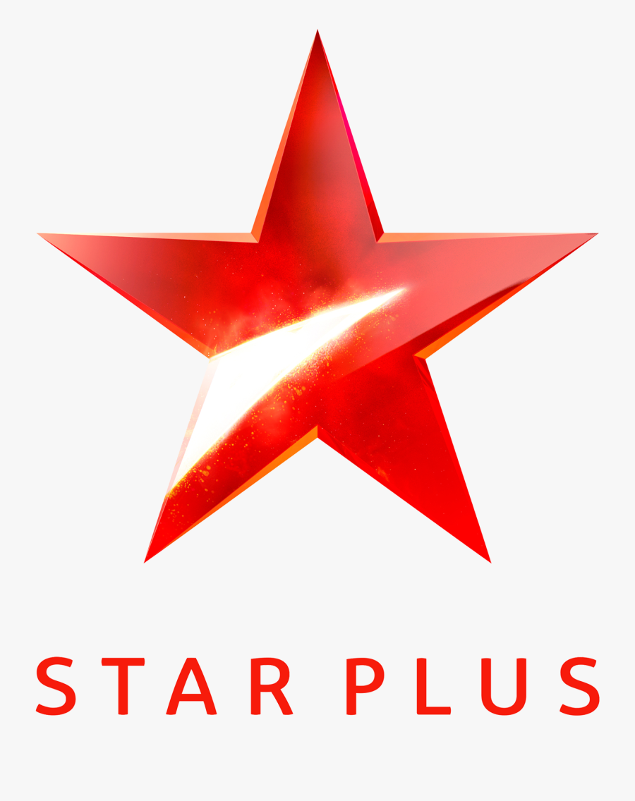 Transparent Star Plus Logo Png.
