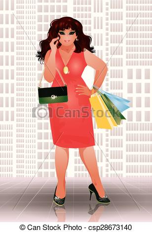 Plus size Illustrations and Clip Art. 424 Plus size royalty free.
