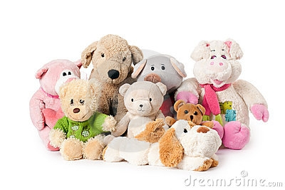 Stuffed Animal Clipart.