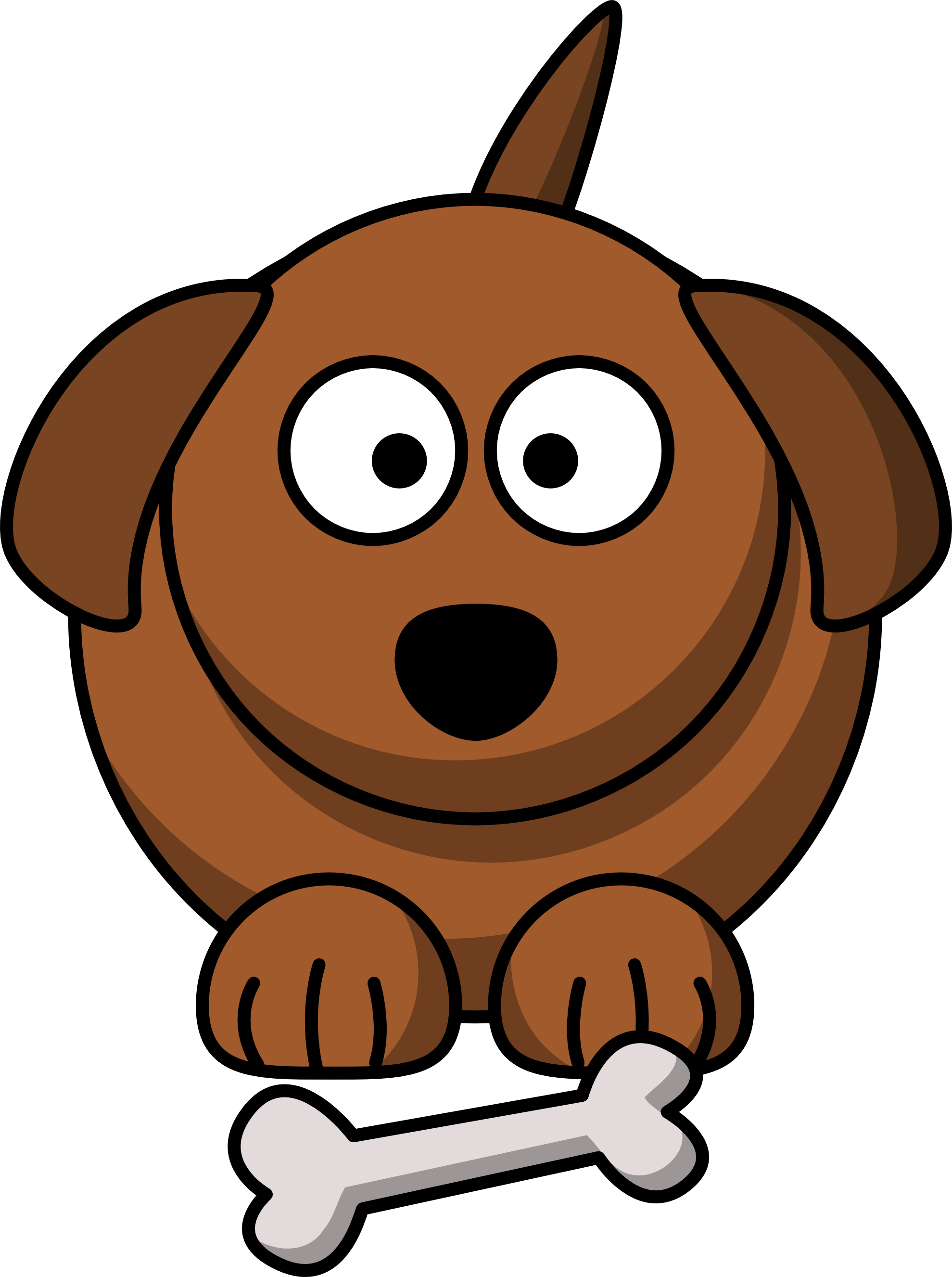 Stuffed Animal Clipart.