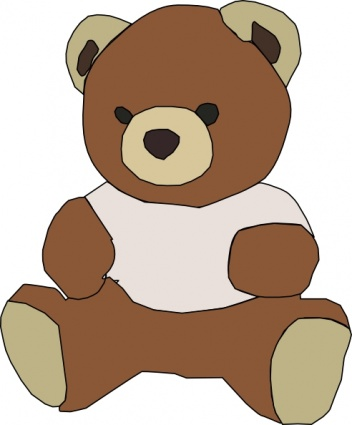 Stuffed Toy Clipart.