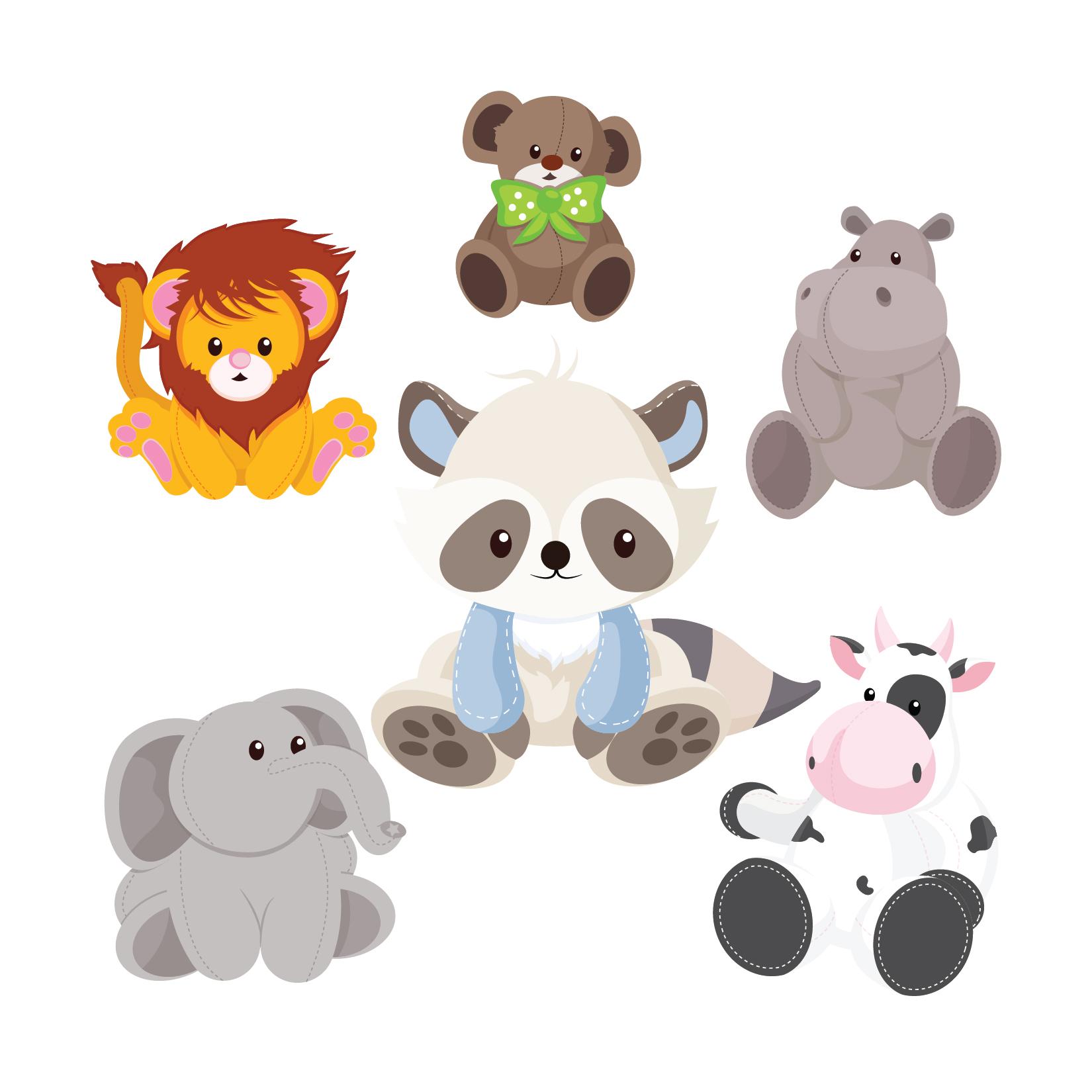 Soft Toys Clip Art : Plush toys clipart clipground