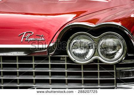 Plymouth Belvedere Stock Photos, Royalty.