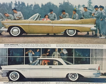 Plymouth belvedere.