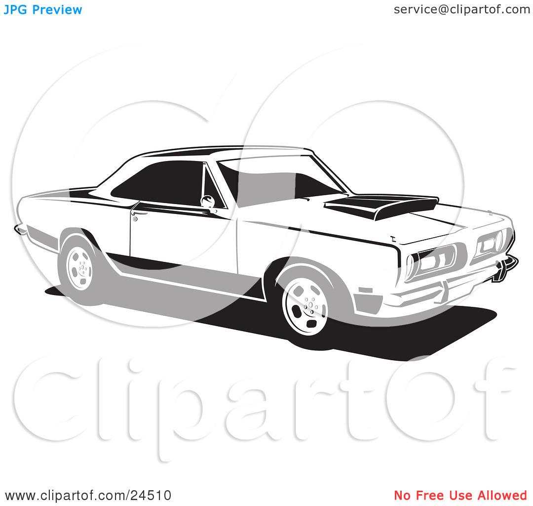 Plymouth Car Clipart.