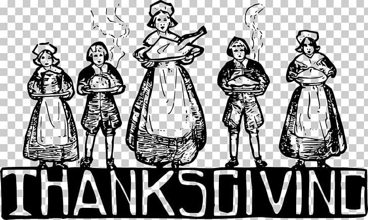 Thanksgiving Day Plymouth Colony Pilgrims Thanksgiving.
