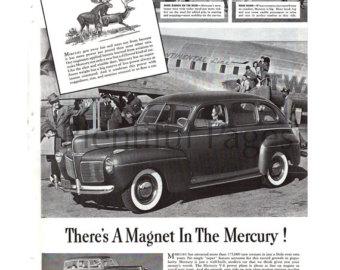 Station wagon ad.
