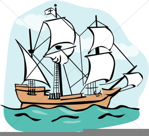 Plymouth Rock Clipart.