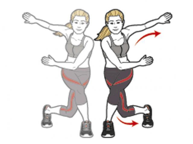 Plyometrics Workout.