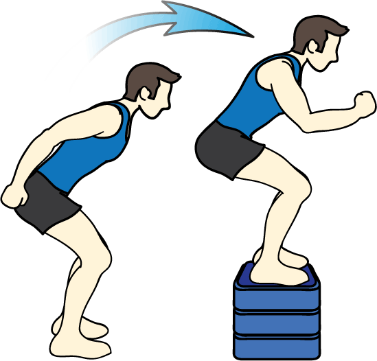 Track and Field Exercises.