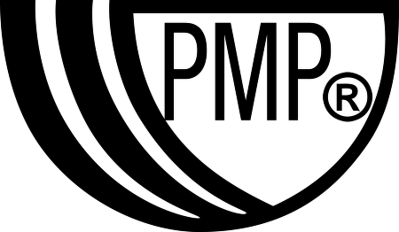 PMP vector logo.