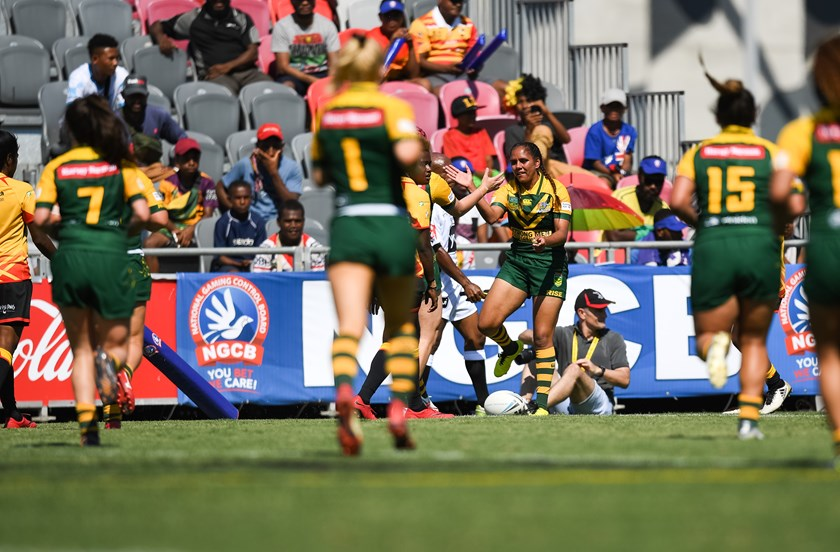 Live blog: PNG PM\'s XIII v Australia PM\'s XIII, women\'s and.