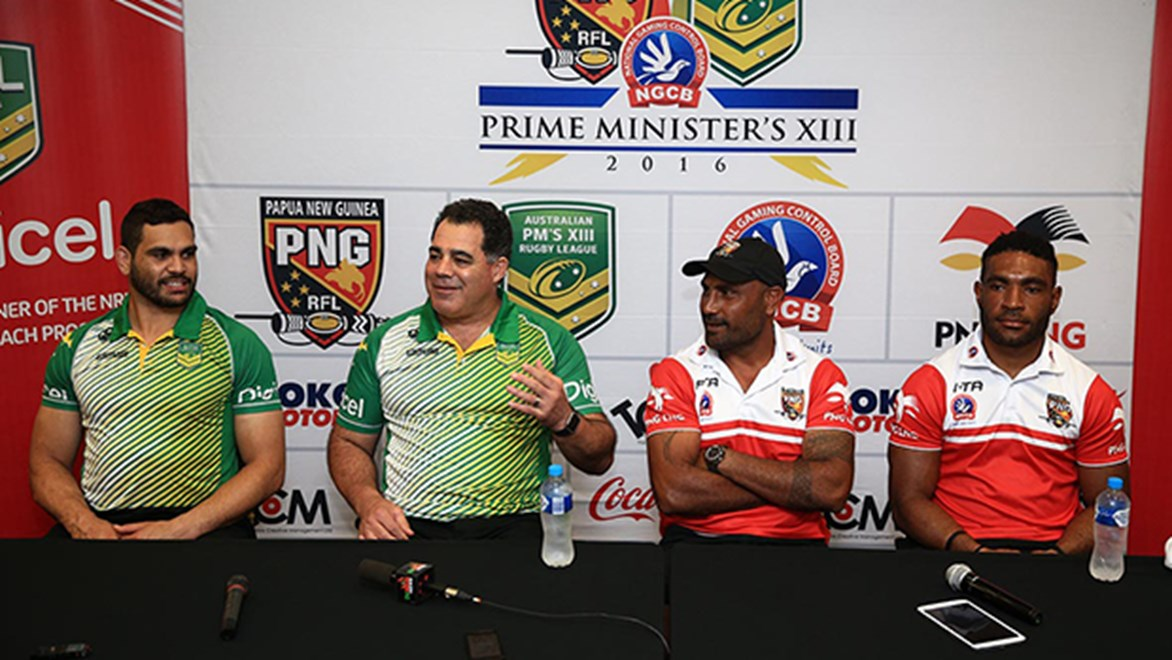 PNG fans welcome PM\'s XIII.
