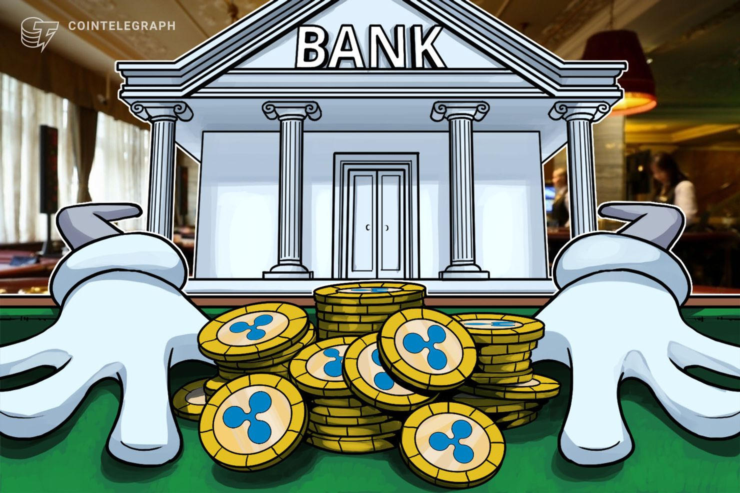 US Financial Giant PNC to Use Ripple Technology for.