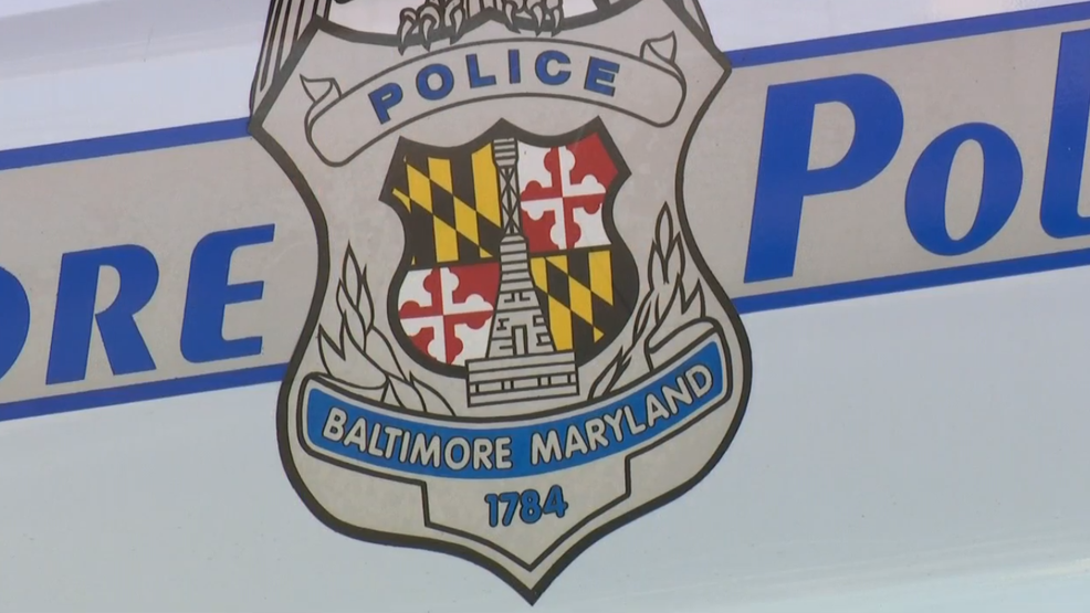 Suspect wanted after robbing PNC Bank in Baltimore.
