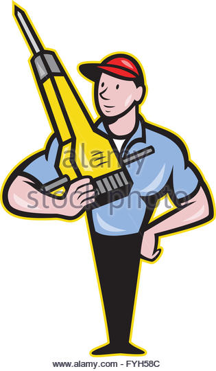 Pneumatic Drill Jackhammer Stock Photos & Pneumatic Drill.