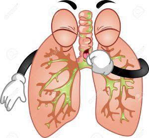Cough clipart pneumonia patient.