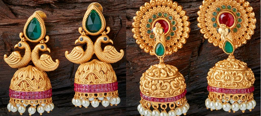 One gram gold Jumkhas!.