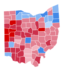 2012 United States presidential election in Ohio.