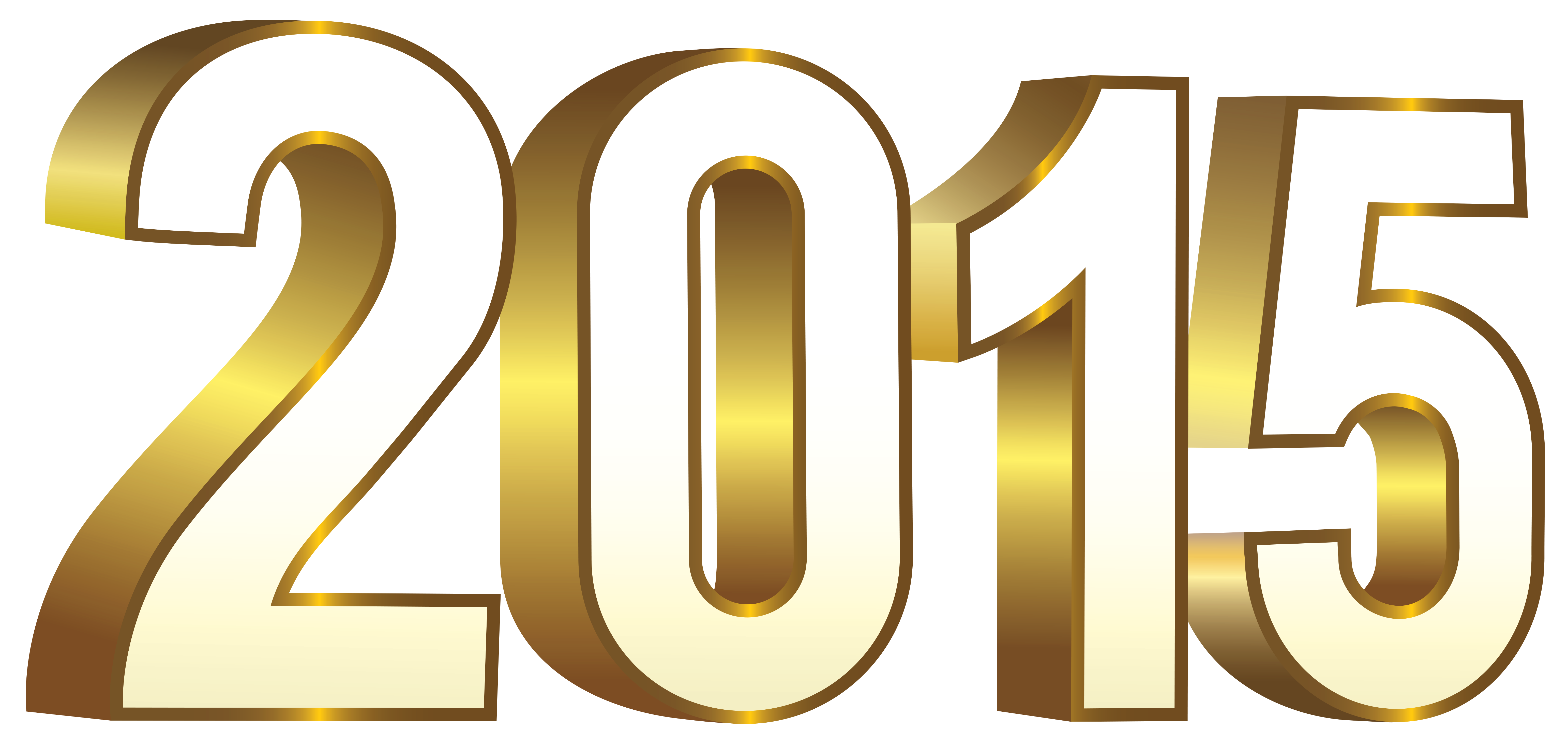 Gold 2015 Clipart #145924.