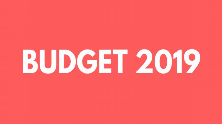Budget 2019: An Election Agenda?.