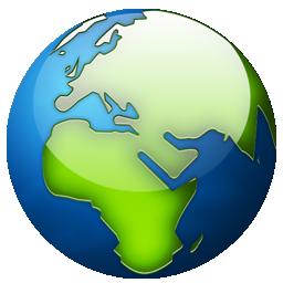Globe Terrestre 2 Icon.