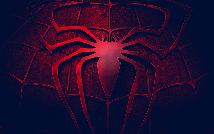 Download wallpapers Spider.