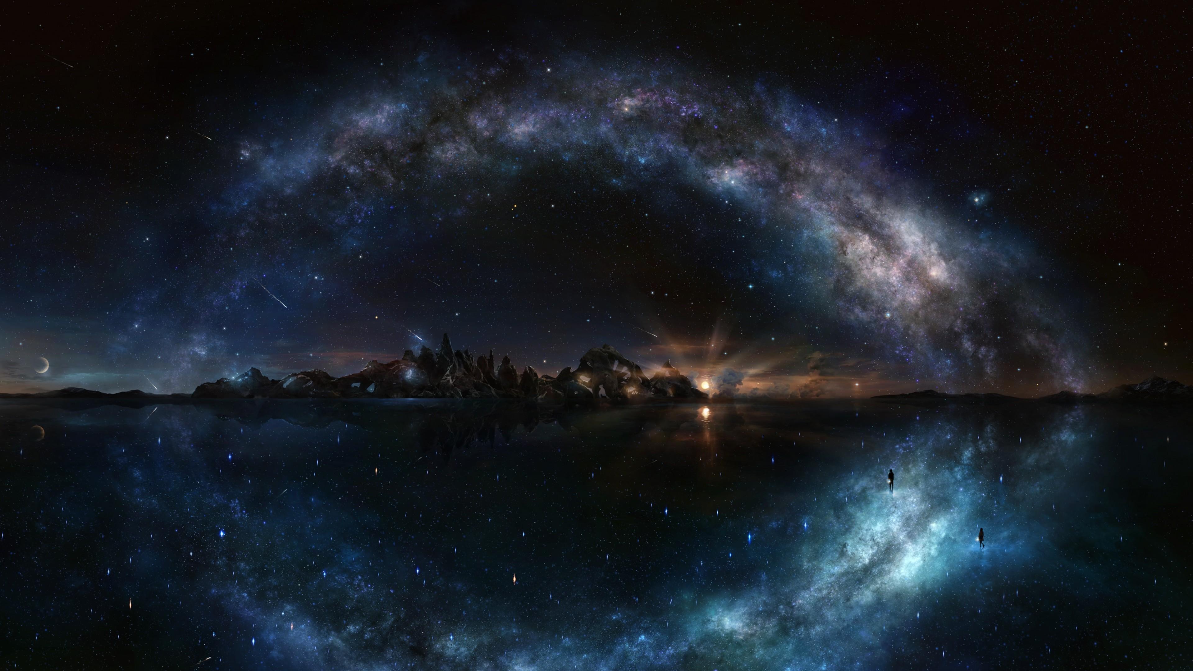 Galaxy Wallpaper 4K (48+ images).