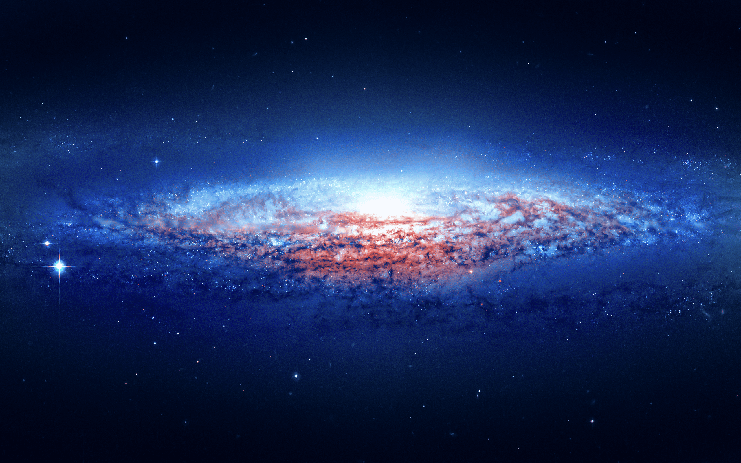 4K Ultra HD Galaxy Wallpapers.