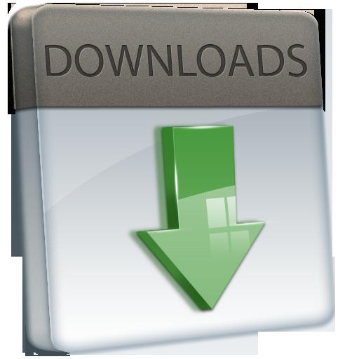 File Downloads Icon #4400.