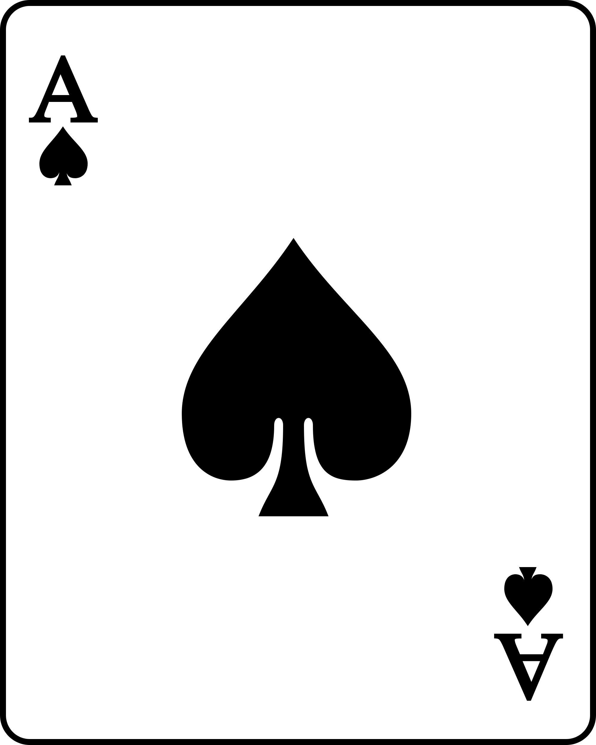 File:Playing Card Spade A.svg.