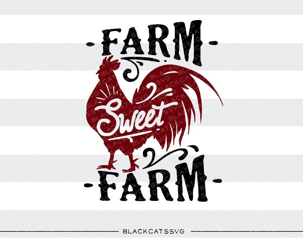 Farm sweet farm.
