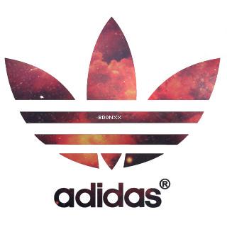 Adidas Logo By Inthebronxx  #23868.