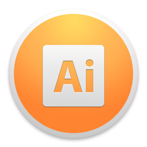 Adobe Illustrator Icon.