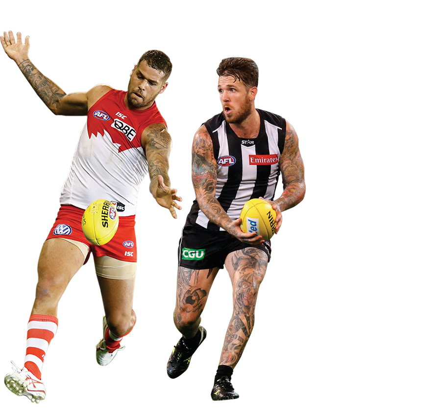 Afl players png 8 » PNG Image.