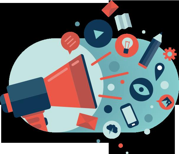 Internet marketing company, a web design agency or a viral.